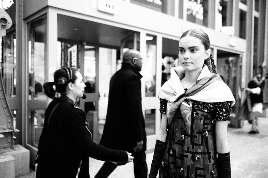 Chanel Fall/Winter 2014