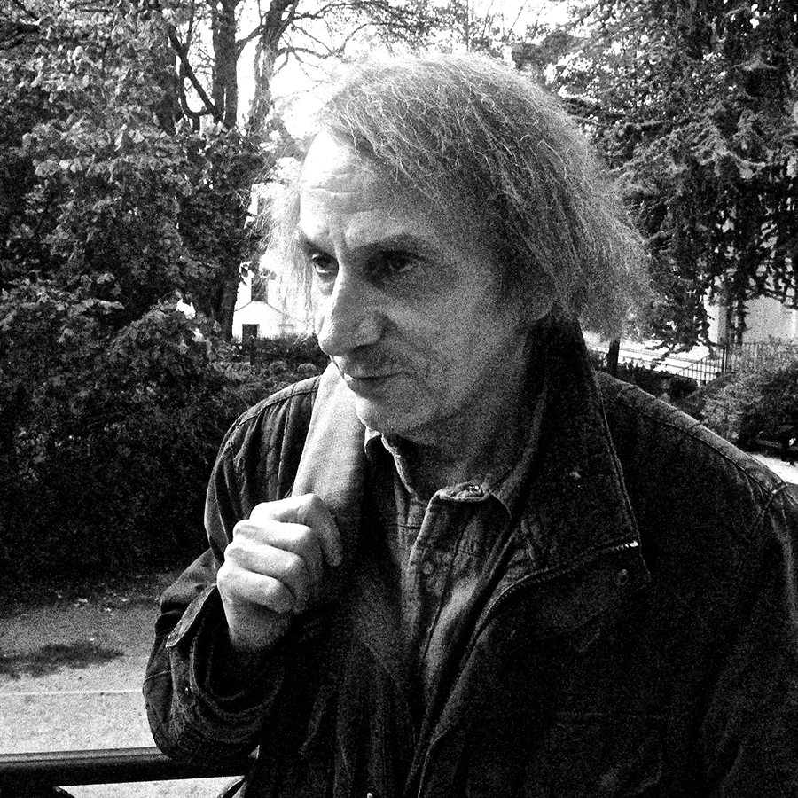 Crash_Michel Houellebecq Interview