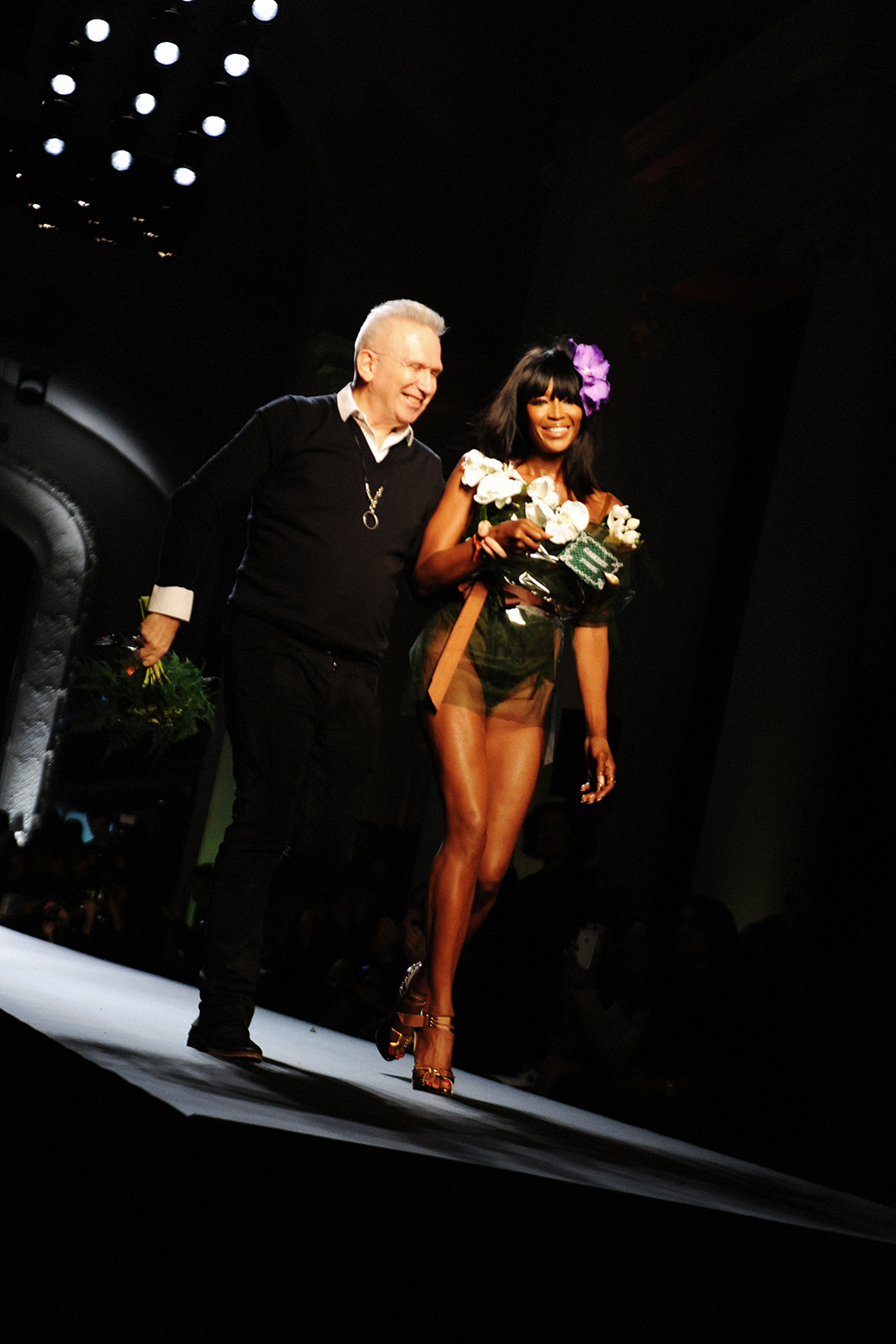 JEAN PAUL GAULTIER HAUTE COUTURE SPRING-SUMMER 2015 PARIS