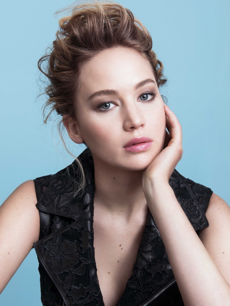 Jennifer lawrence is the new face of Dior Addict, Crash Magazine, Armelle Leturcq