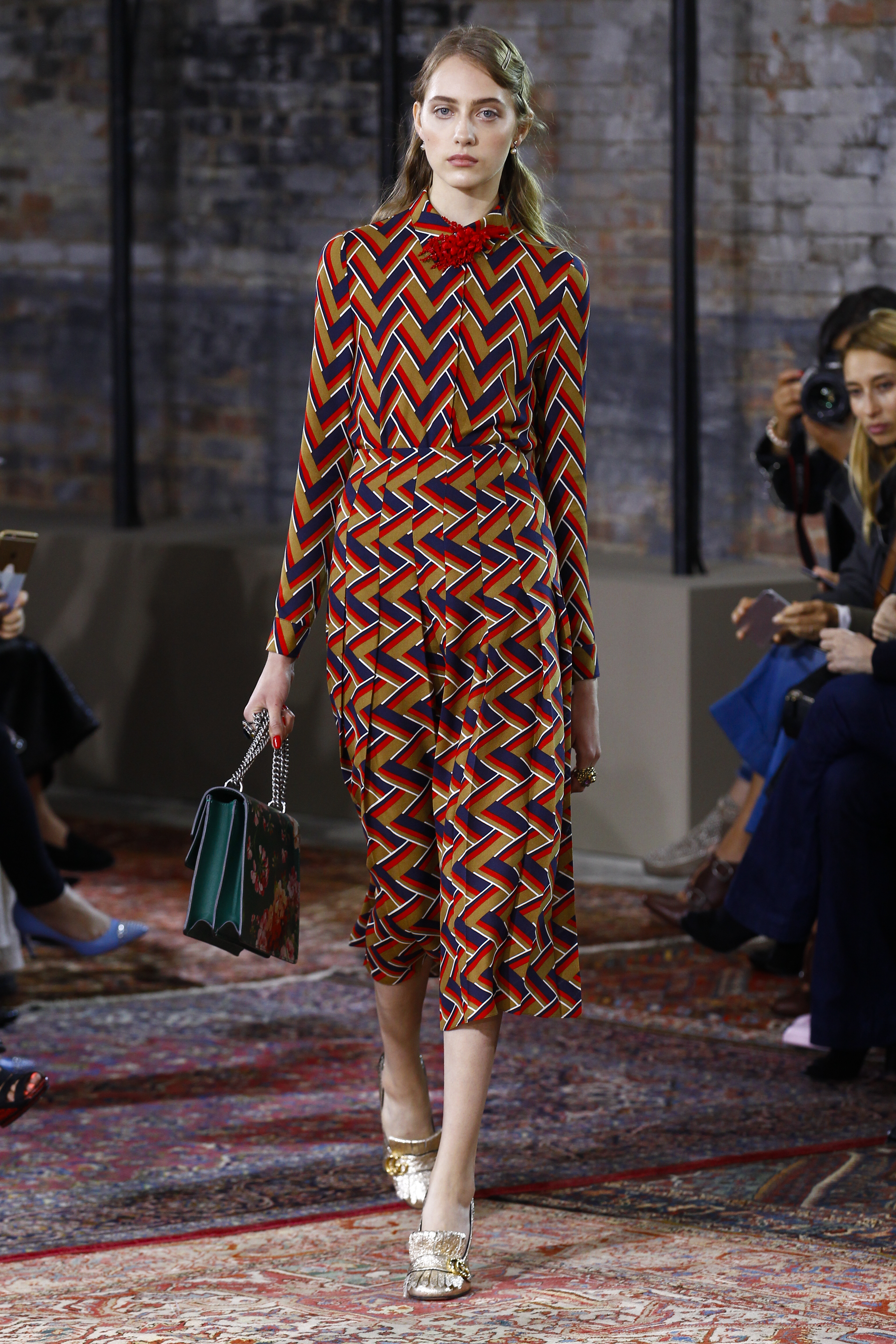 GUCCI RESORT 2016 COLLECTION NEW YORK