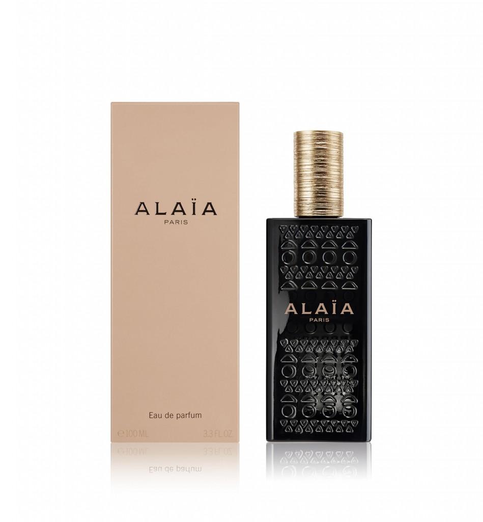 Azzedine Alaïa's first perfume
