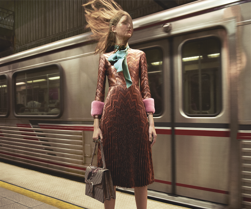 GUCCI FALL-WINTER 2015-2016 CAMPAIGN