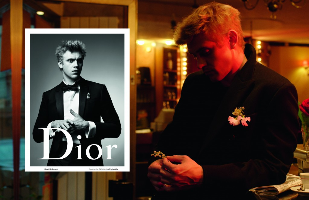 Dior Homme Fall Winter 2015 Campaign by Willy Vanderperre / Crash Magazine