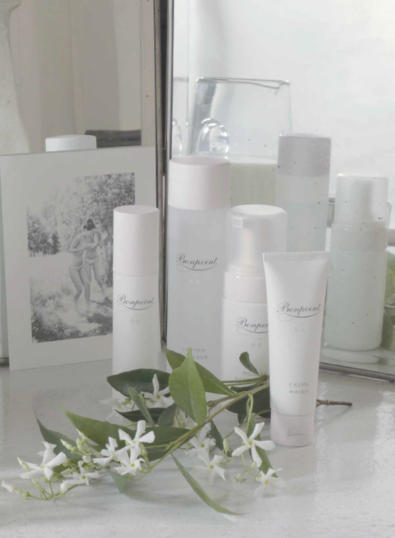 BONPOINT SKINCARE  RANGE IS OUT