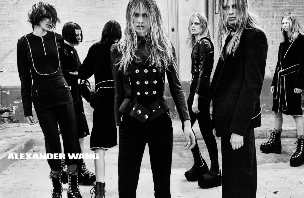 Alexander Wang FW15 Campaign by Steven Klein_Crash Magazine