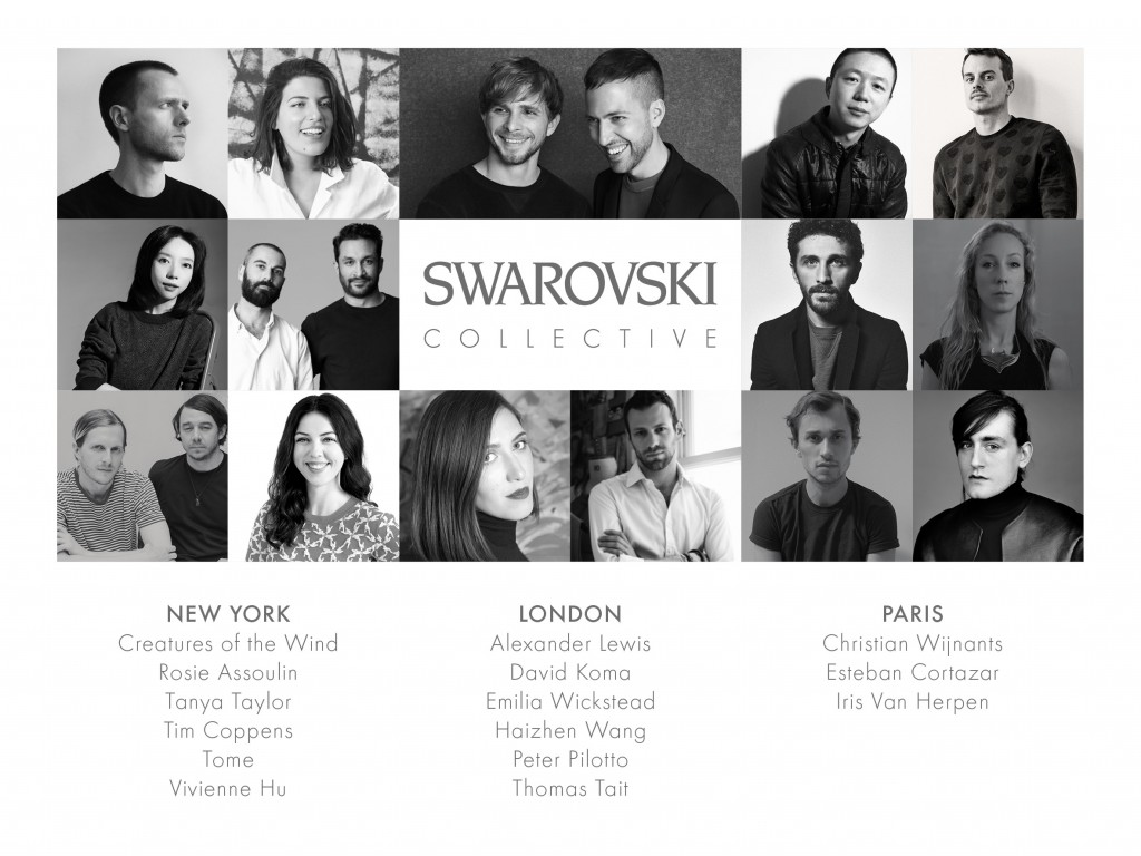 Swarovski Collective 2015 - selected designers_Crash Magazine