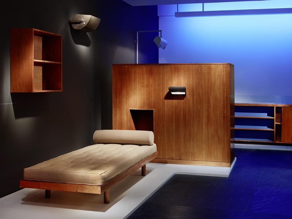 Le Corbusier Galerie Downtown Laffanour Paris