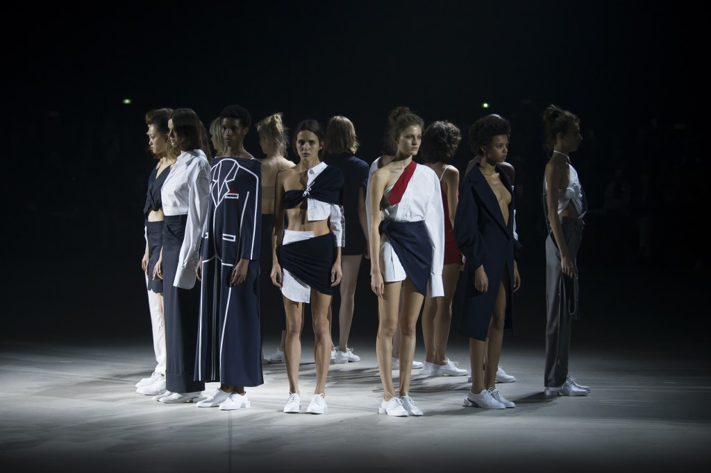 Jacquemus SS16 Paris Fashion Week Crash Magazine