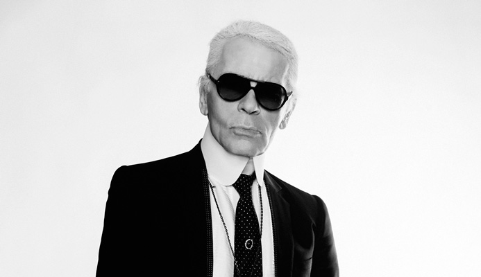 KARL LAGERFELD WINS THE 2015 OUTSTANDING ACHIEVEMENT AWARD