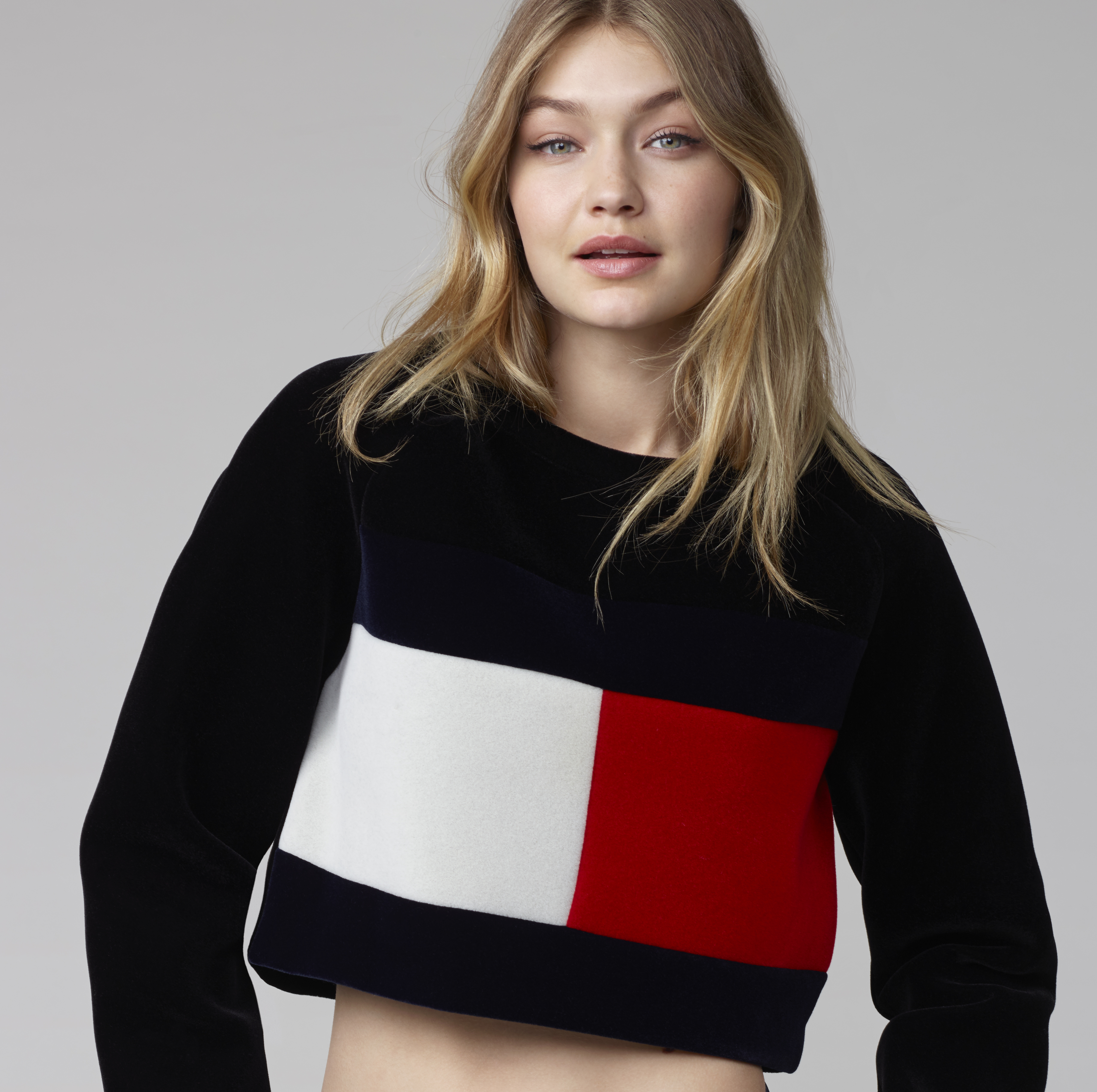 GIGI HADID NAMED BRAND AMBASSADOR OF TOMMY HILFIGER