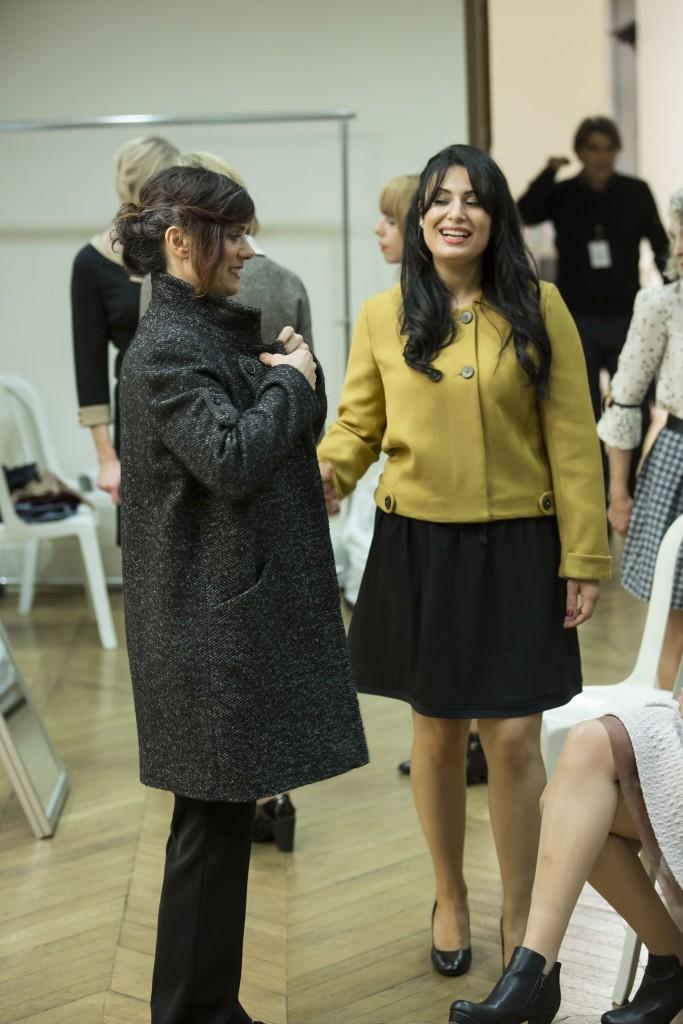 Tissons la solidarité fashion show Paris Crash Magazine