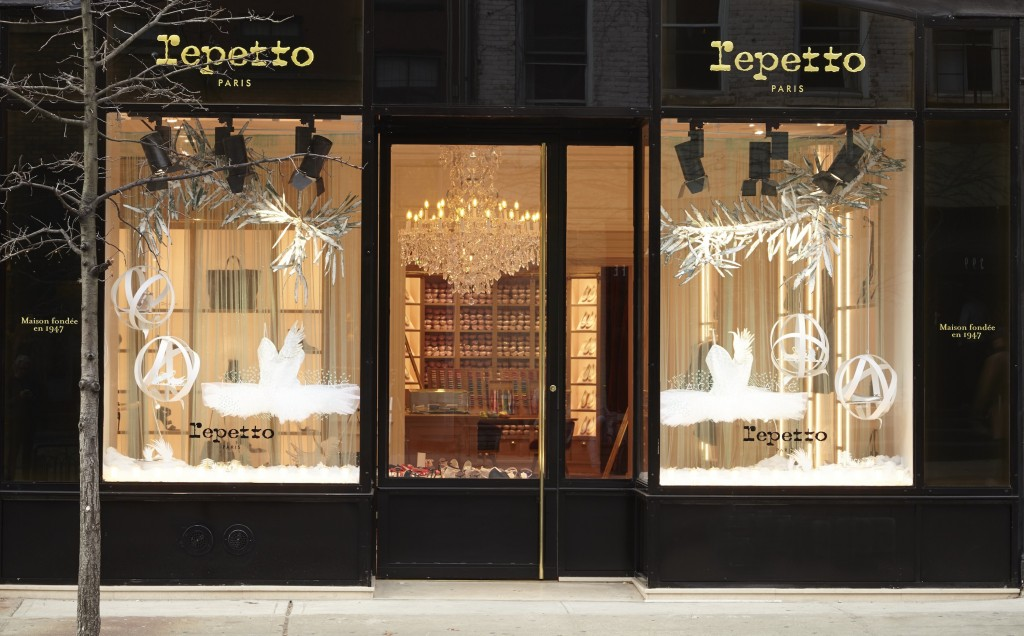 Repetto New York Store Crash Magazine