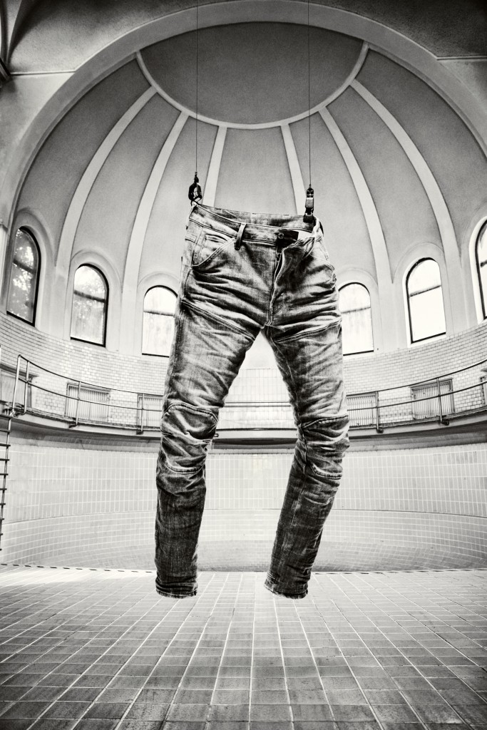 G Star Elwood 5620 Jeans: 20 years of style Crash