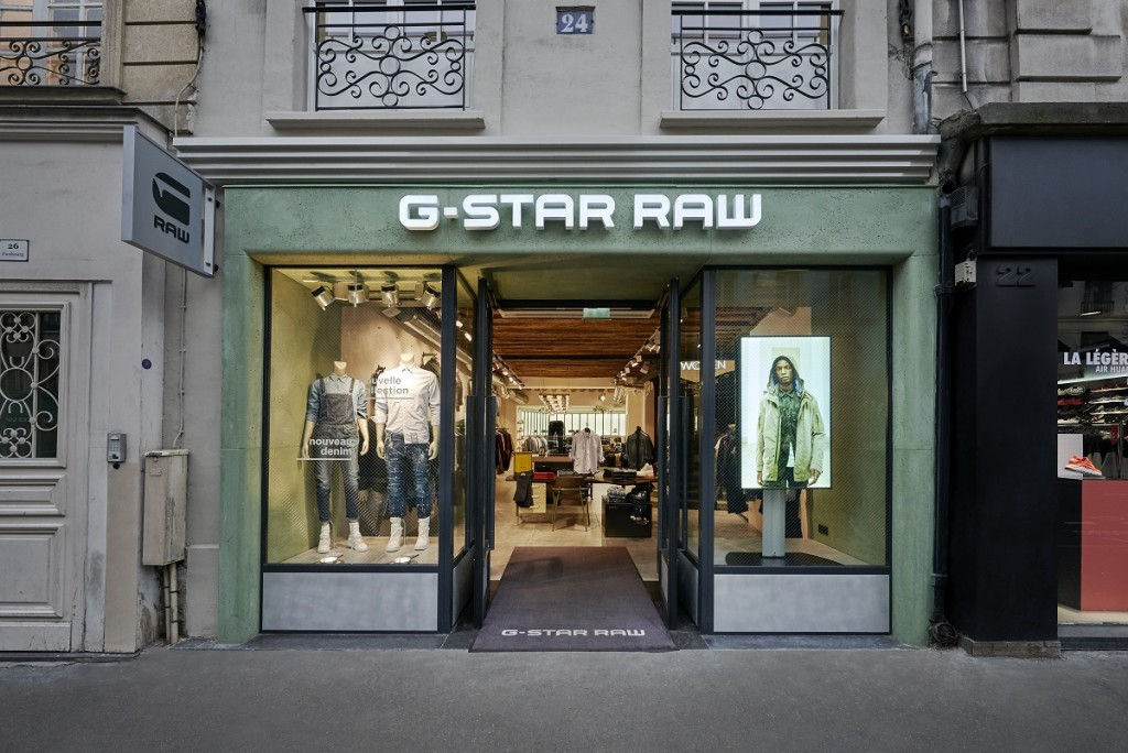 49f265906c458 G-Star RAW opens a new boutique in Paris Bastille - Crash