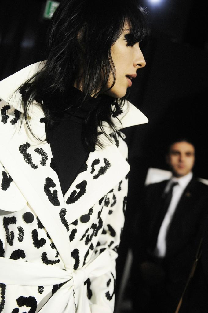 Backstage Redemption Fall Winter 2016 Paris Fashion Week Crash Magazine Elise Toïdé