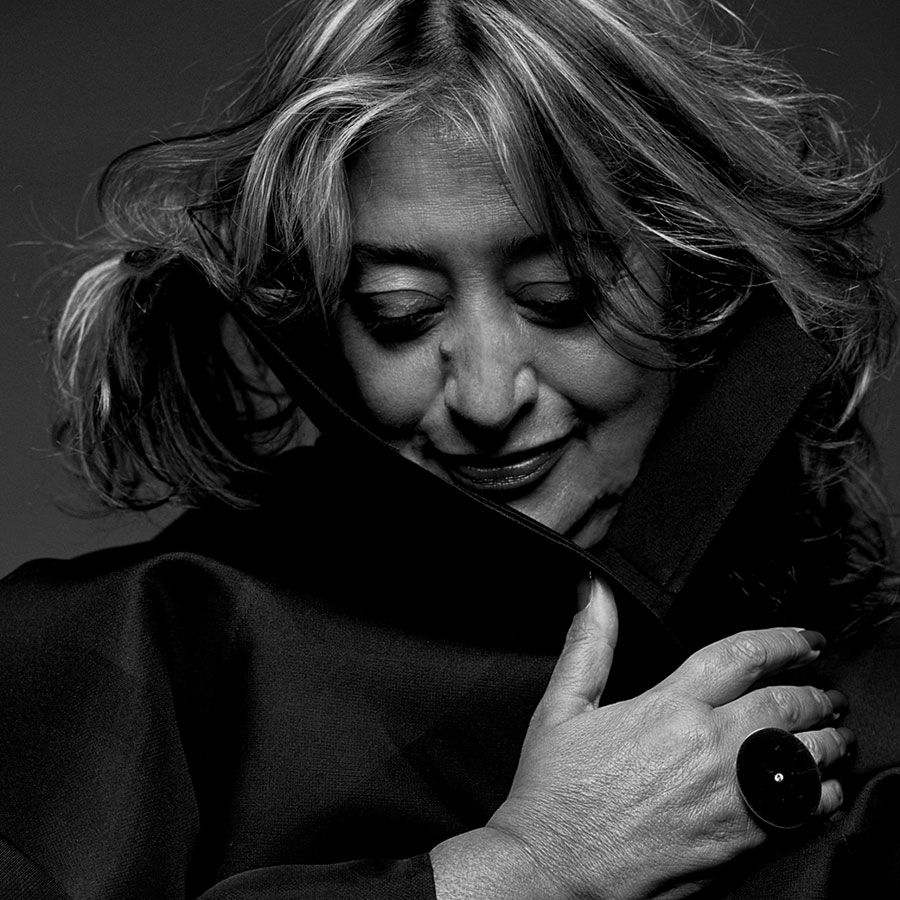 Zaha Hadid on architecture - Crash magazine