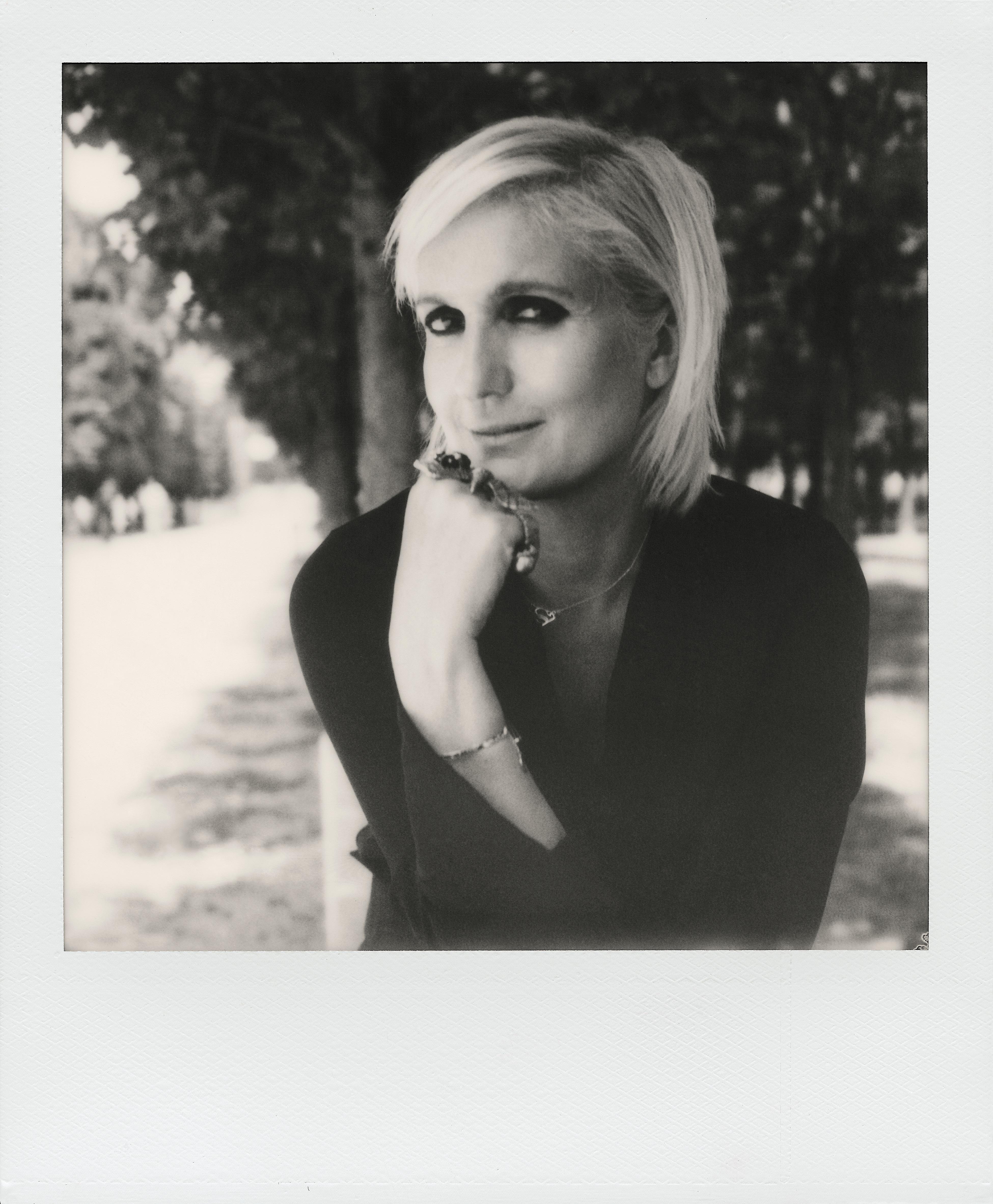 MARIA GRAZIA CHIURI NAMED ARTISTIC DIRECTOR OF CHRISTIAN DIOR