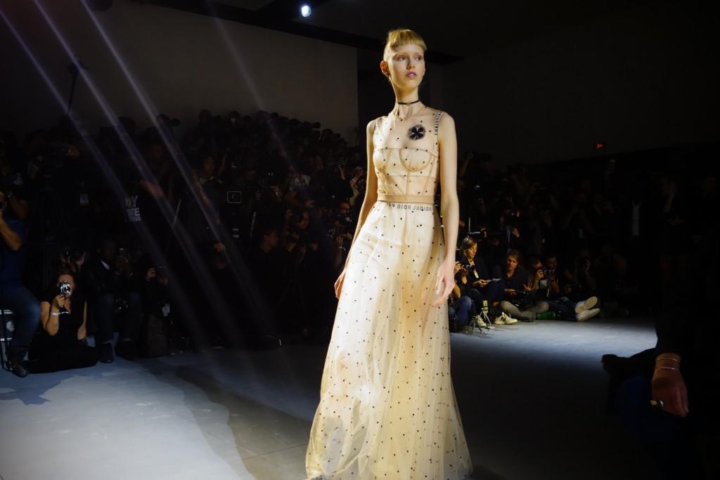 Dior Spring-Summer 2017 Maria Grazia Chiuri Crash Magazine Paris Fashion Week