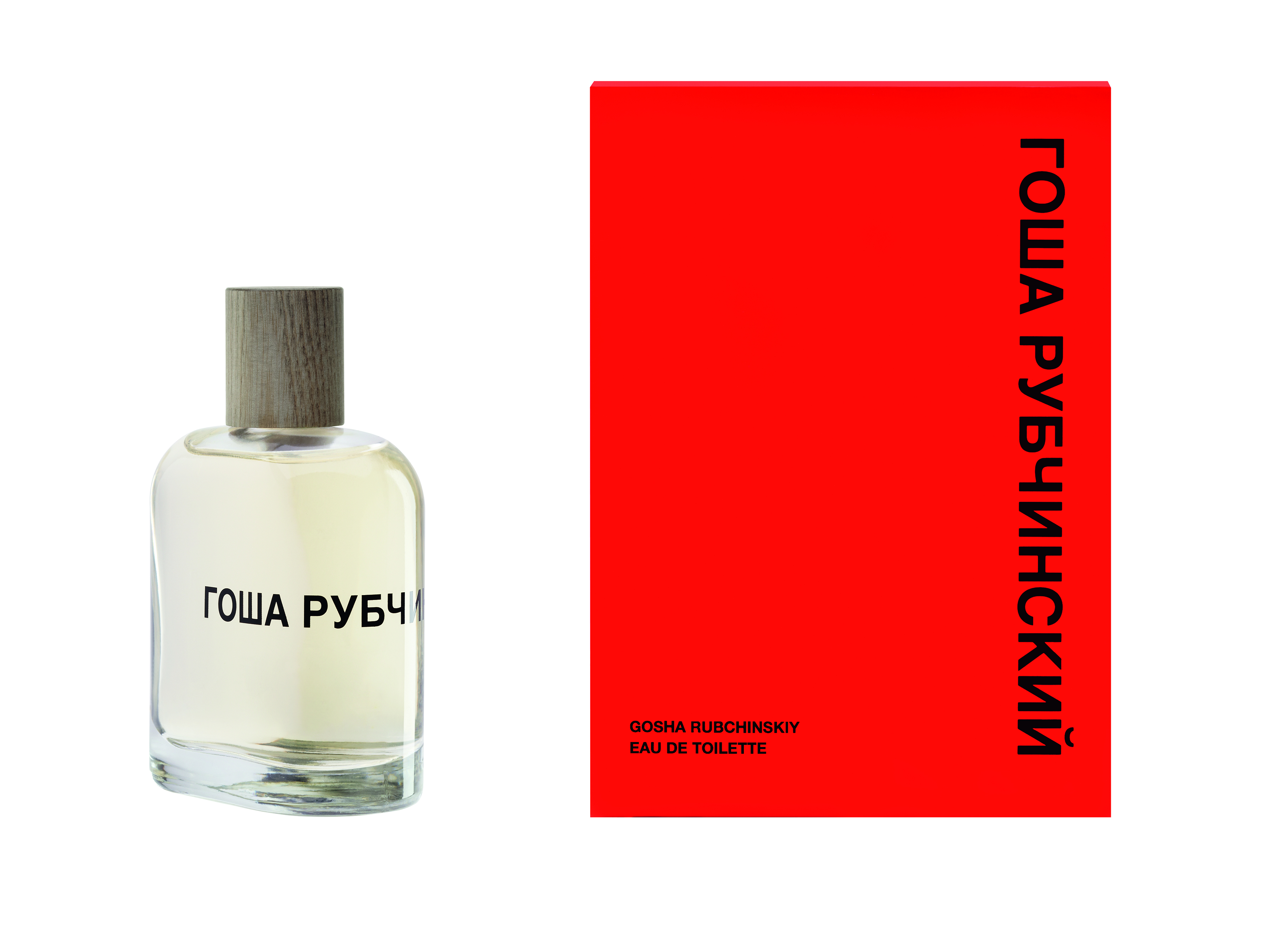 GOSHA RUBCHINSKIY LAUNCHES FIRST PERFUME