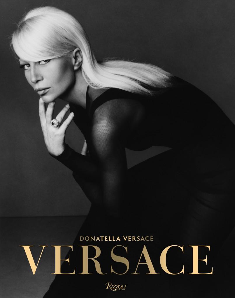 Versace book Donatella Versace Crash Magazine
