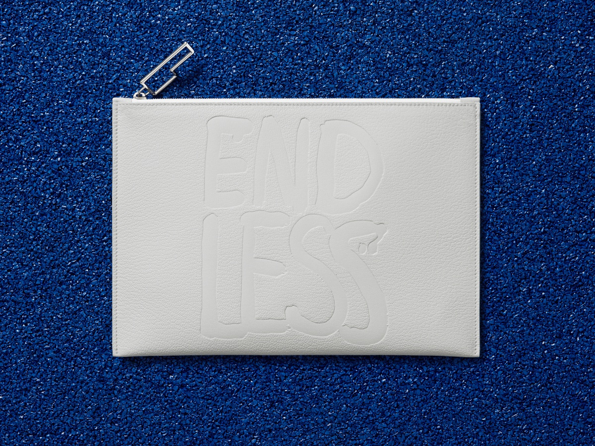 148d84db3b76 ACNE STUDIOS AND JACK PIERSON UNVEIL AN ARTISTIC POUCH