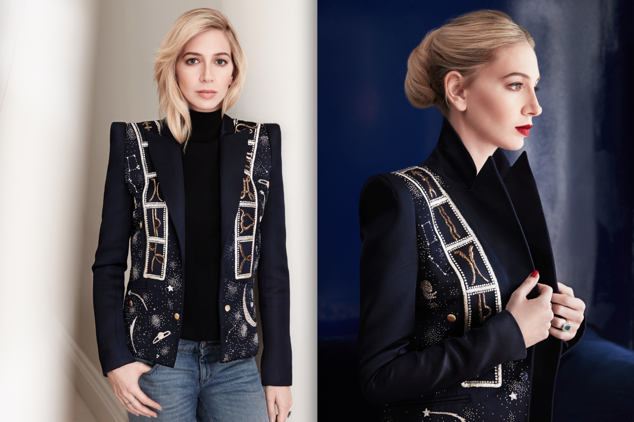 SCHIAPARELLI UNVEILS THE ZODIAC JACKET