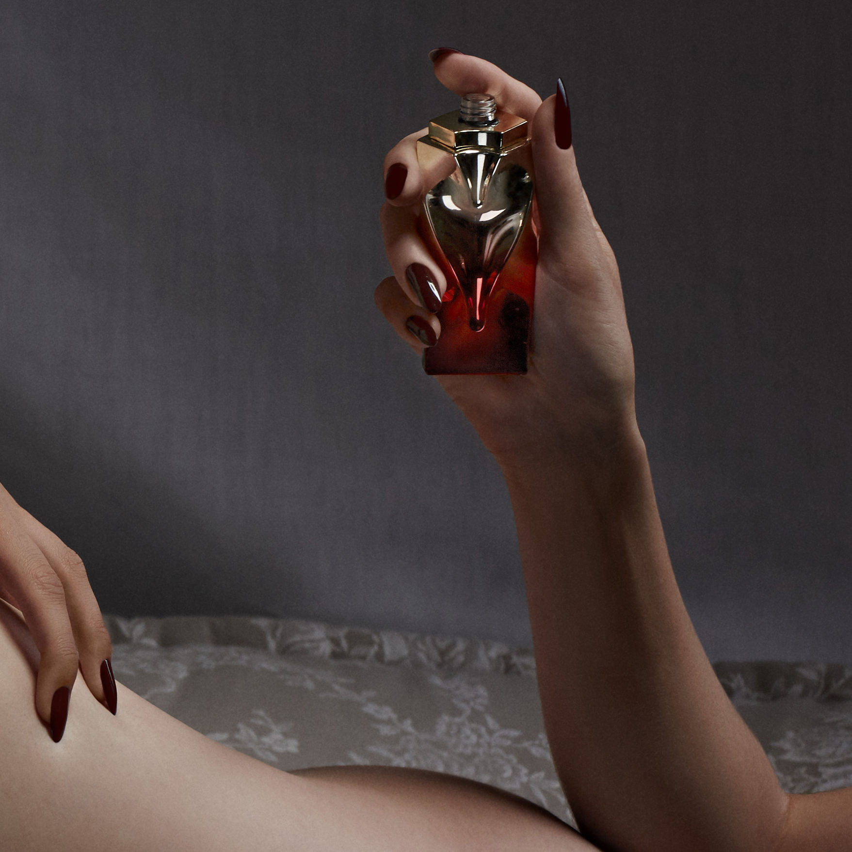 THE ULTIMATE OPULENCE OF FRAGRANCE: CHRISTIAN LOUBOUTIN'S BRAND NEW PERFUME OILS