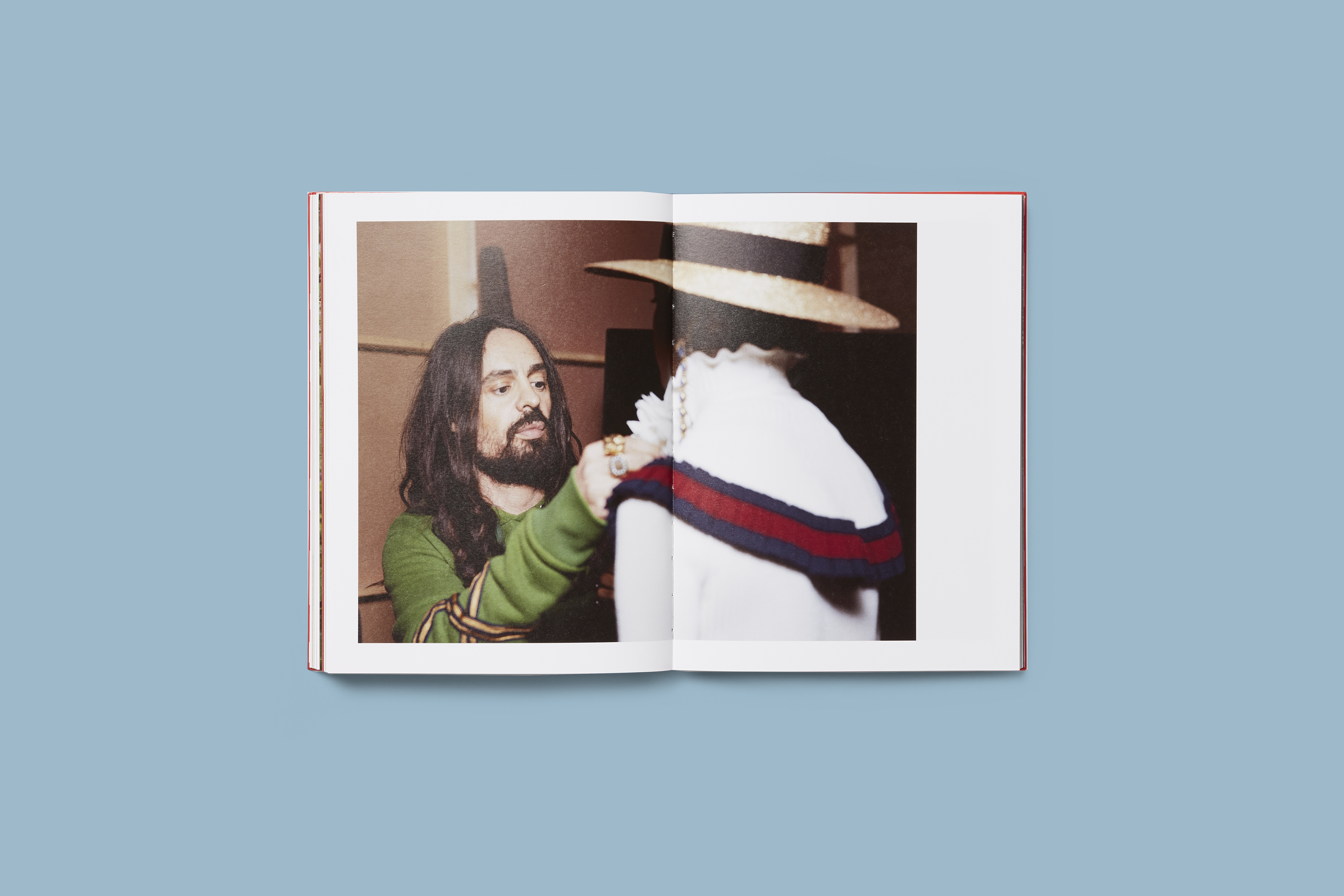 """GUCCI LAUNCHES""""BLIND FOR LOVE"""": A LIMITED-EDITION PHOTO BOOK"""