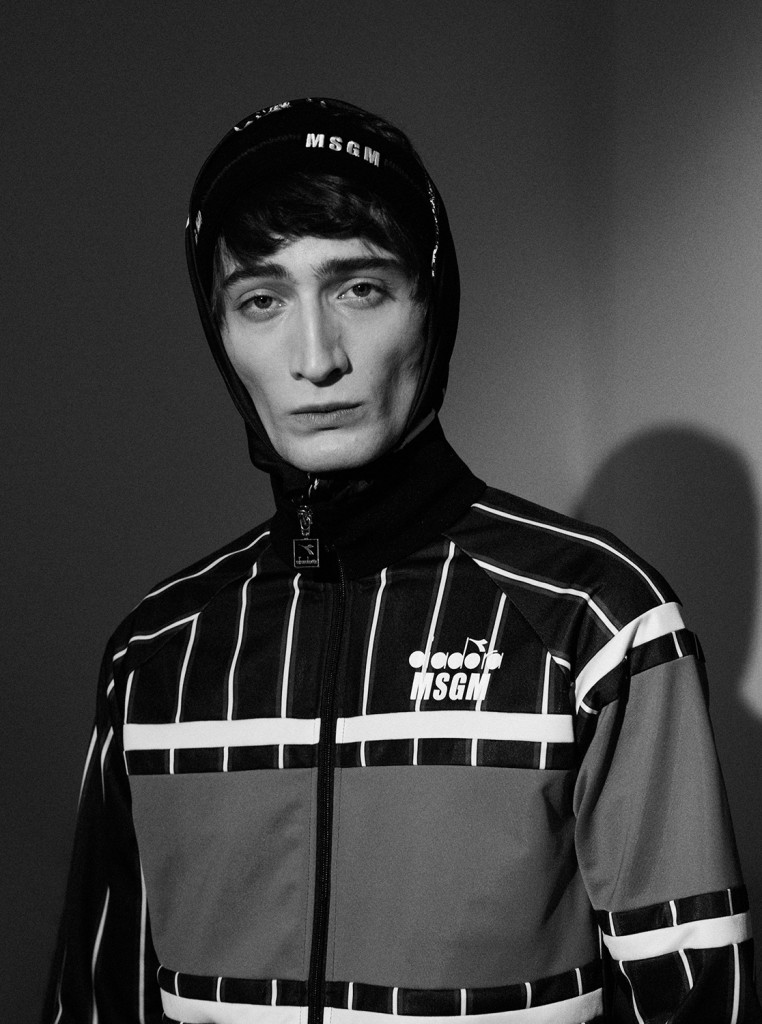 MSGM menswear collection Milano FW17 - Crash Magazine
