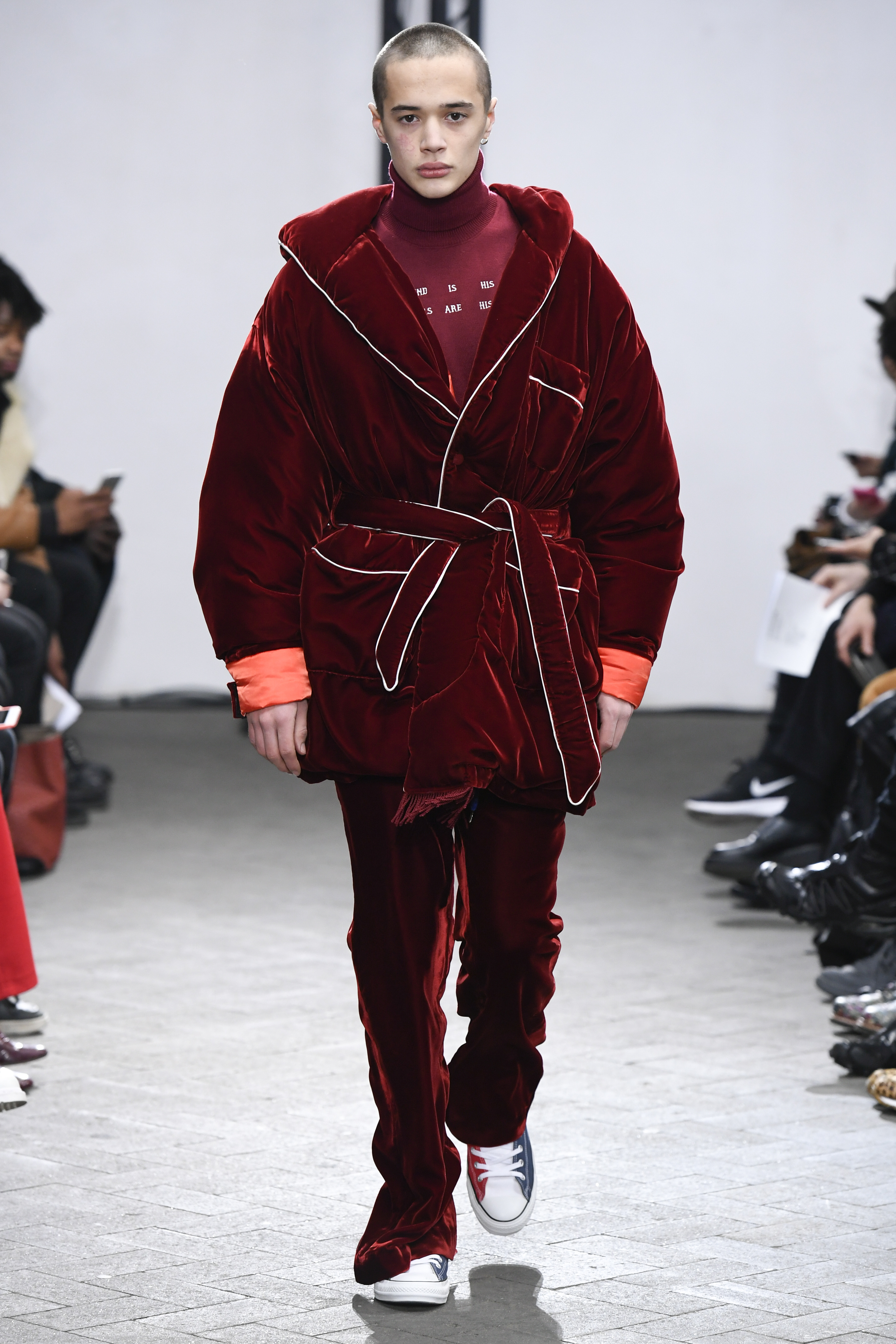 FACETASM MEN FALL WINTER 2017/18 PARIS