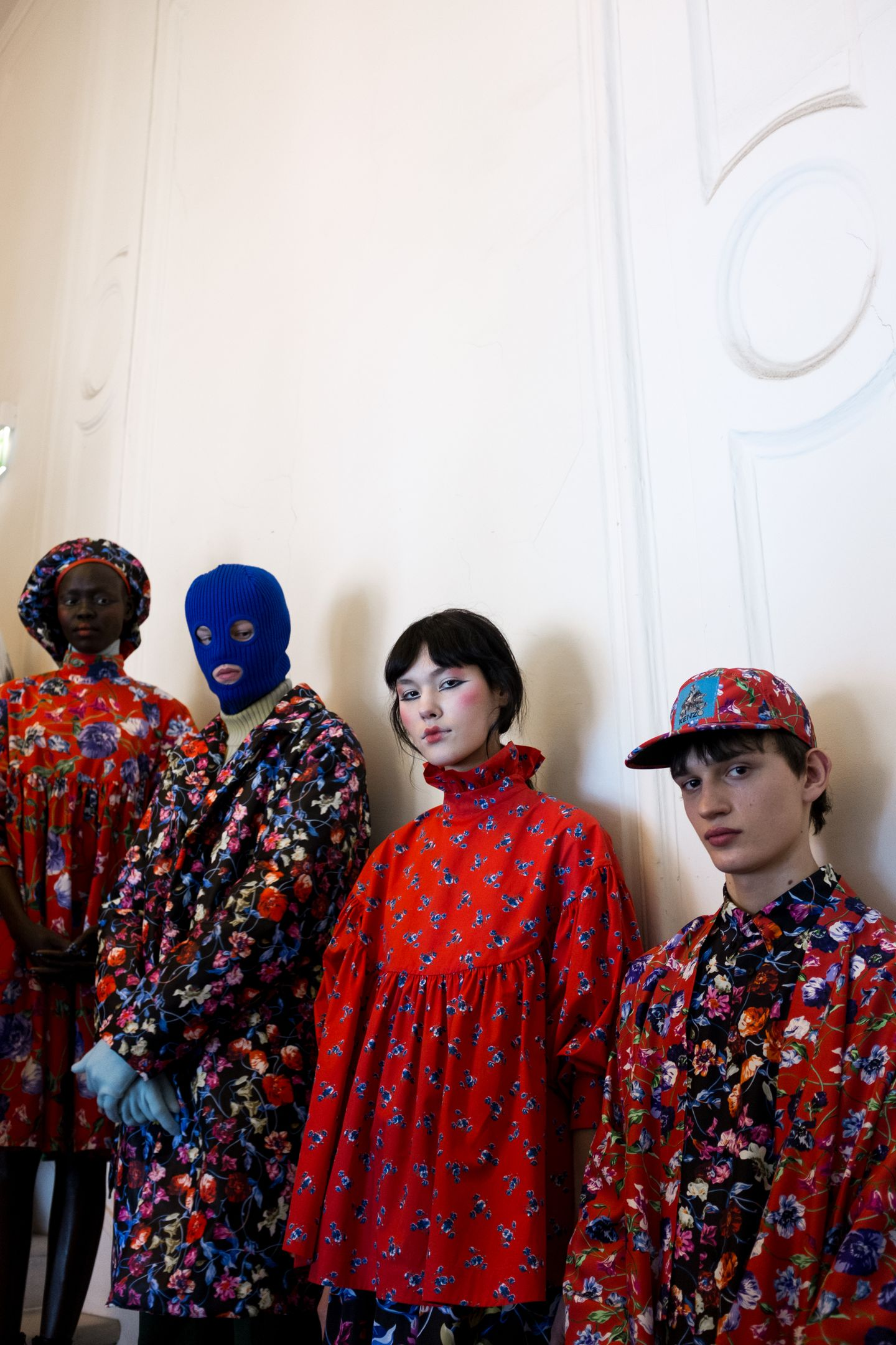 KENZO MEMENTO N°1 COLLECTION PRESENTATION – PFW