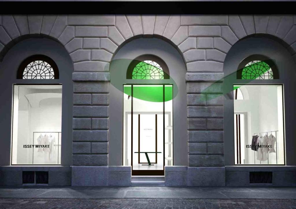 938c545c4b ISSEY MIYAKE OPENS ITS FIRST FLAGSHIP STORE IN MILAN - CRASH Magazine