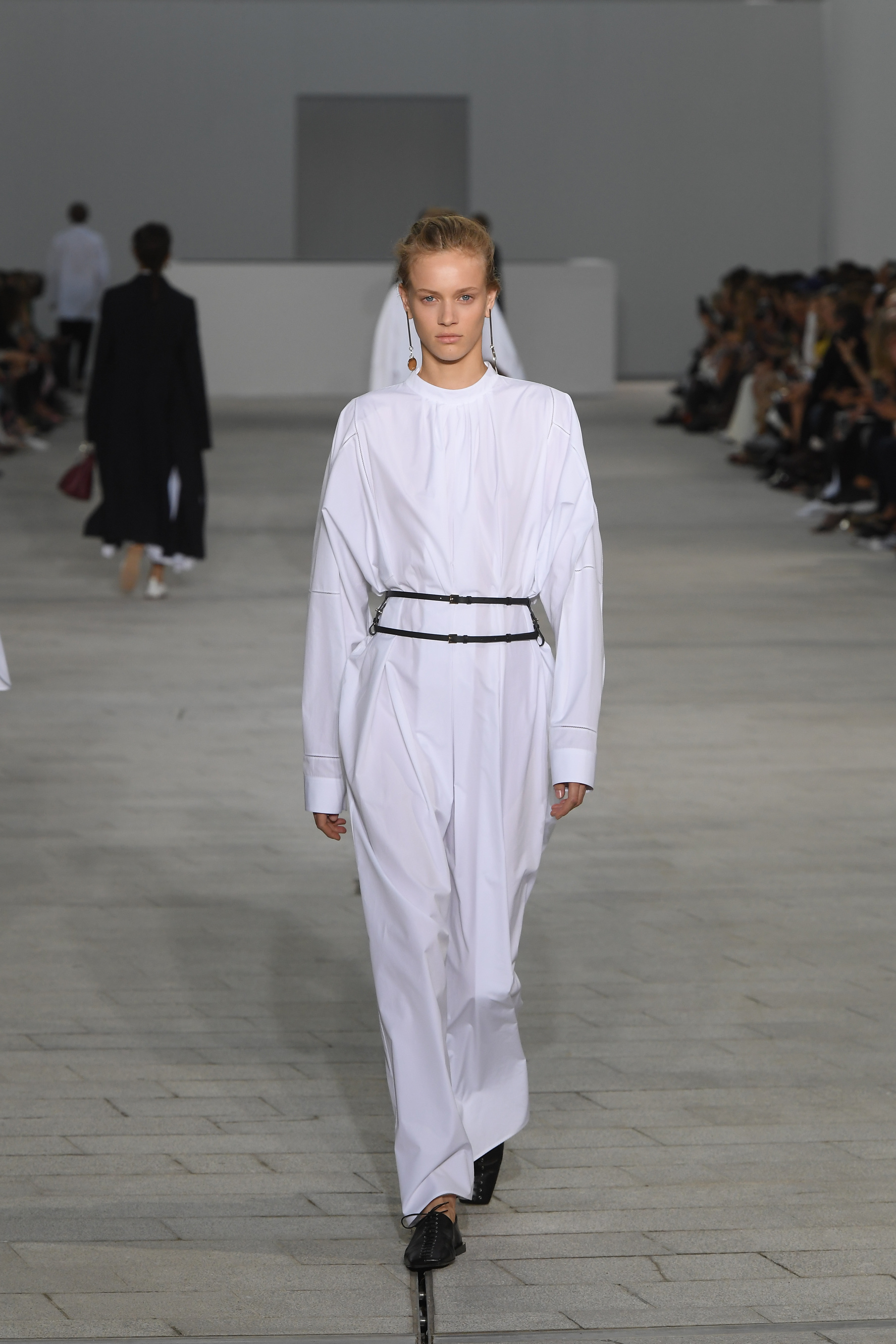 ON THE CONCEPT OF SIMPLICITY BY LUCIE AND LUKE MEIER'S DEBUT FOR JIL SANDER SPRING/SUMMER 2018