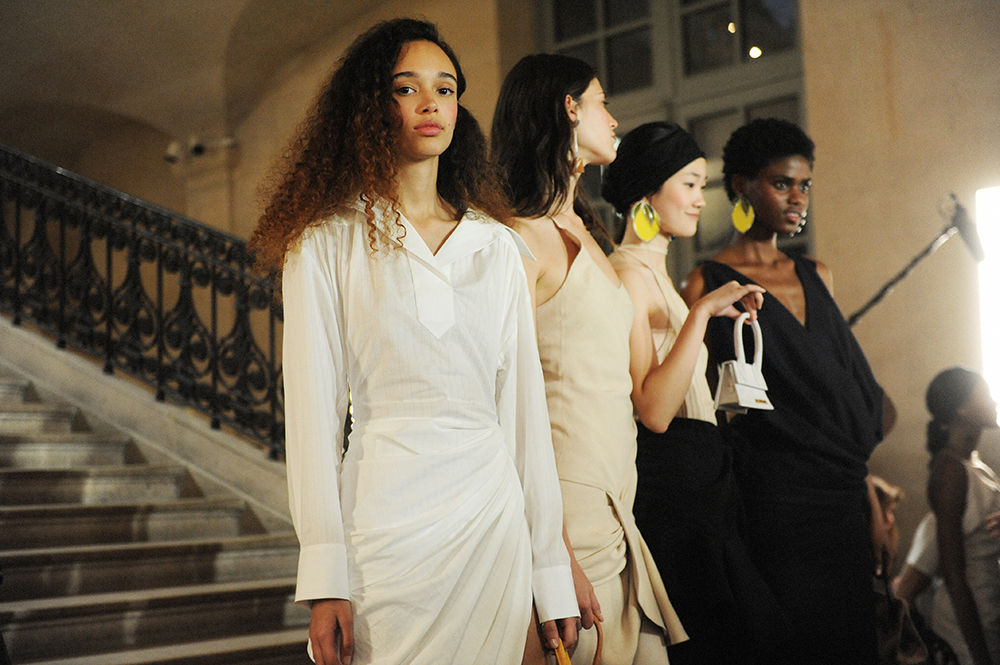 ELEGANT SENSUALITY MADE IN SOUTH OF FRANCE AT JACQUEMUS SPRING/SUMMER 2018 SHOW