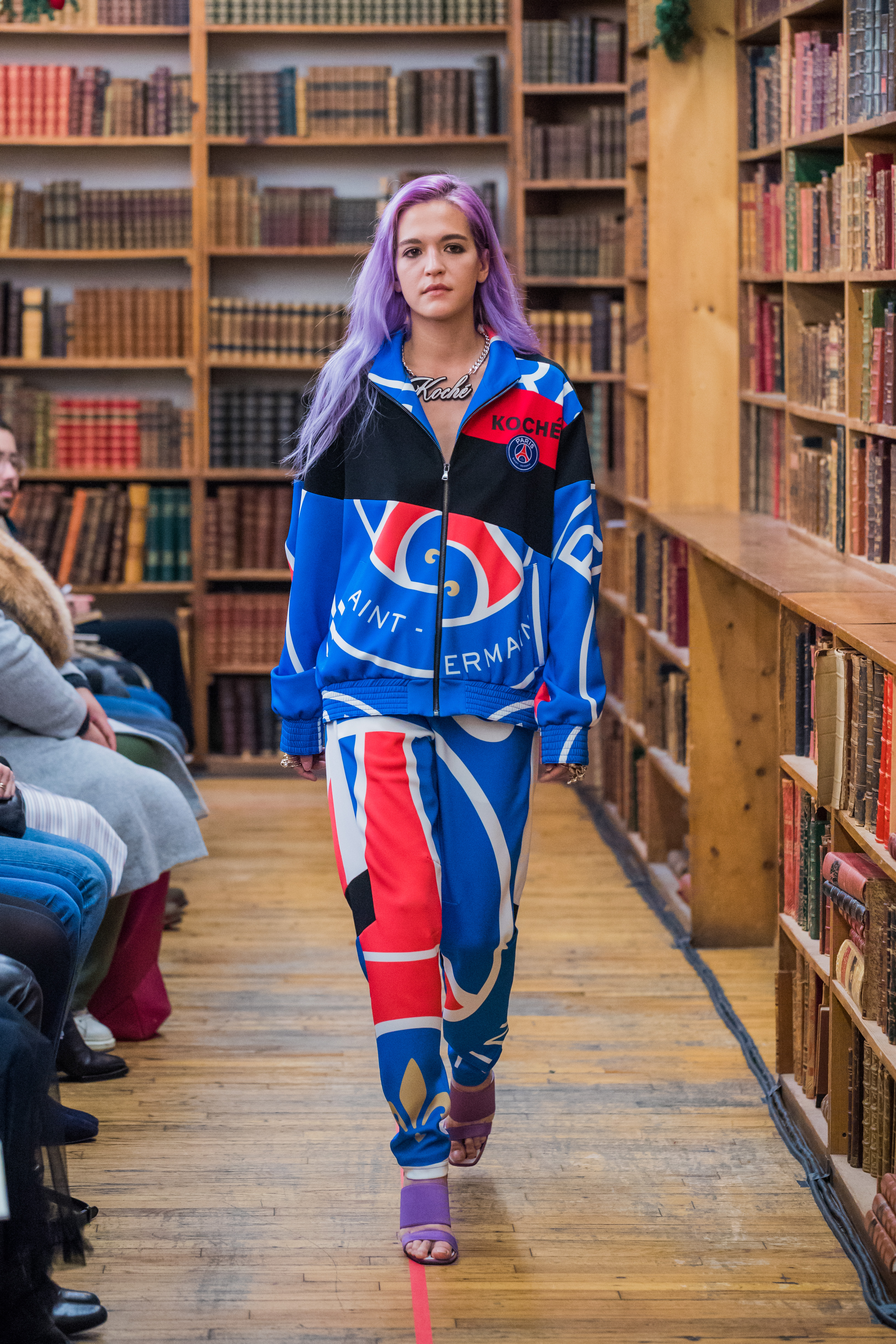 KOCHE BRINGS PARIS SOCCER CULTURE AND WOOL COUTURE TO NEW YORK