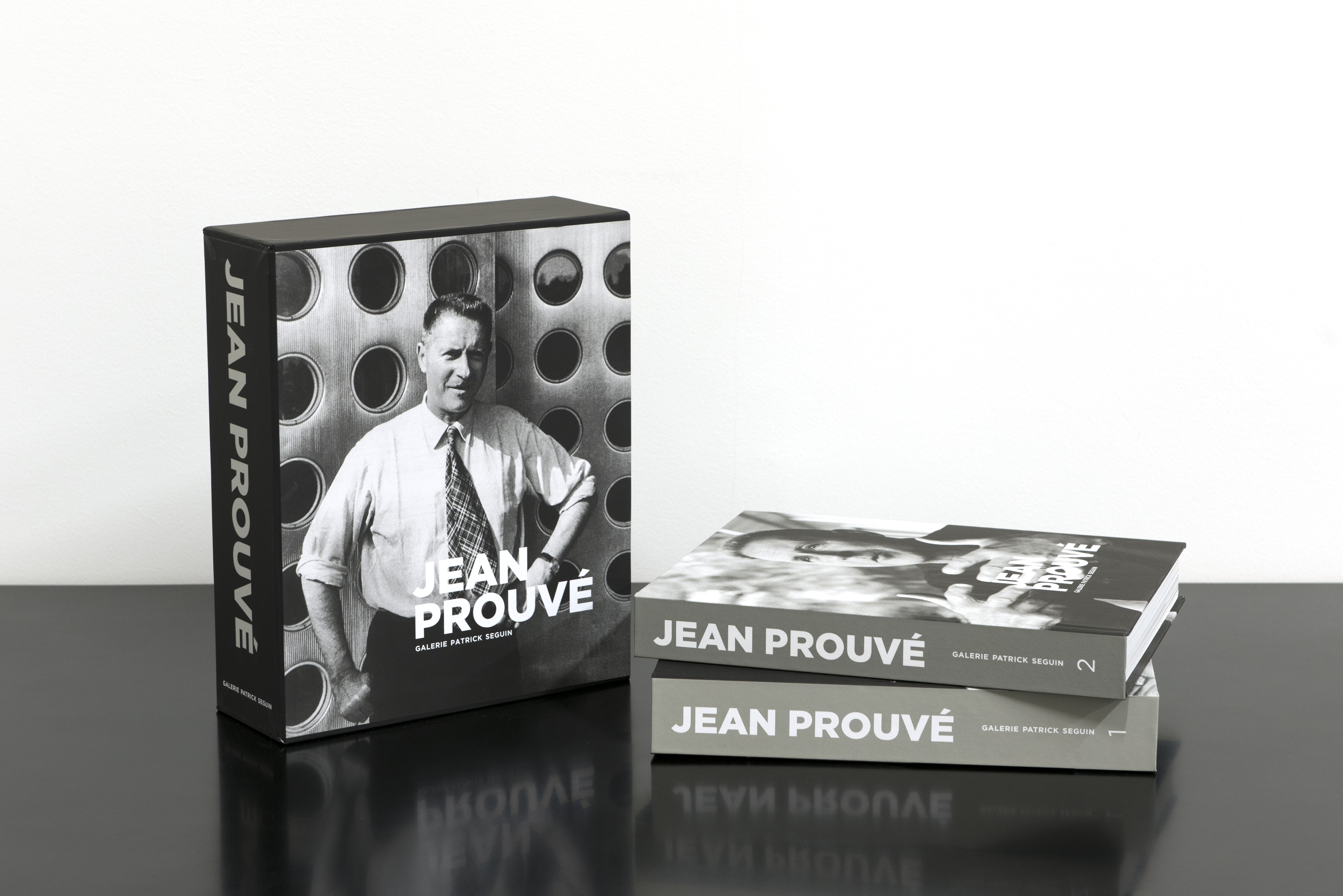 THE GALERIE PATRICK SEGUIN CELEBRATES THE LAUNCH OF A BOOK ON JEAN PROUVE
