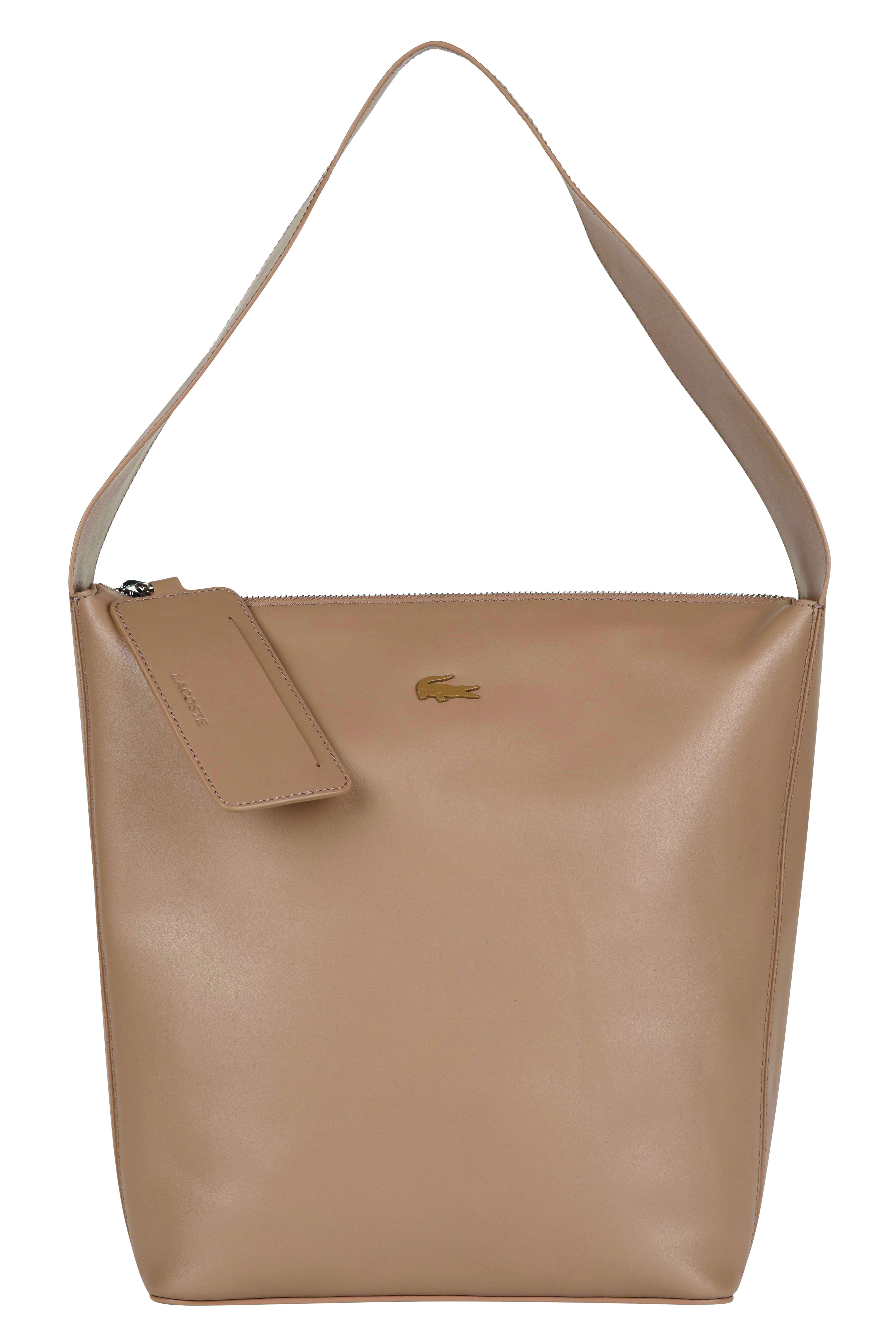 """""""PURITY"""": LACOSTE'S NEW LINE OF LEATHER GOODS FOR WOMEN"""