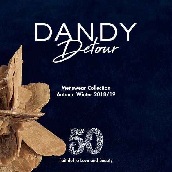 DISCOVER DANDY DETOUR BY ETRO