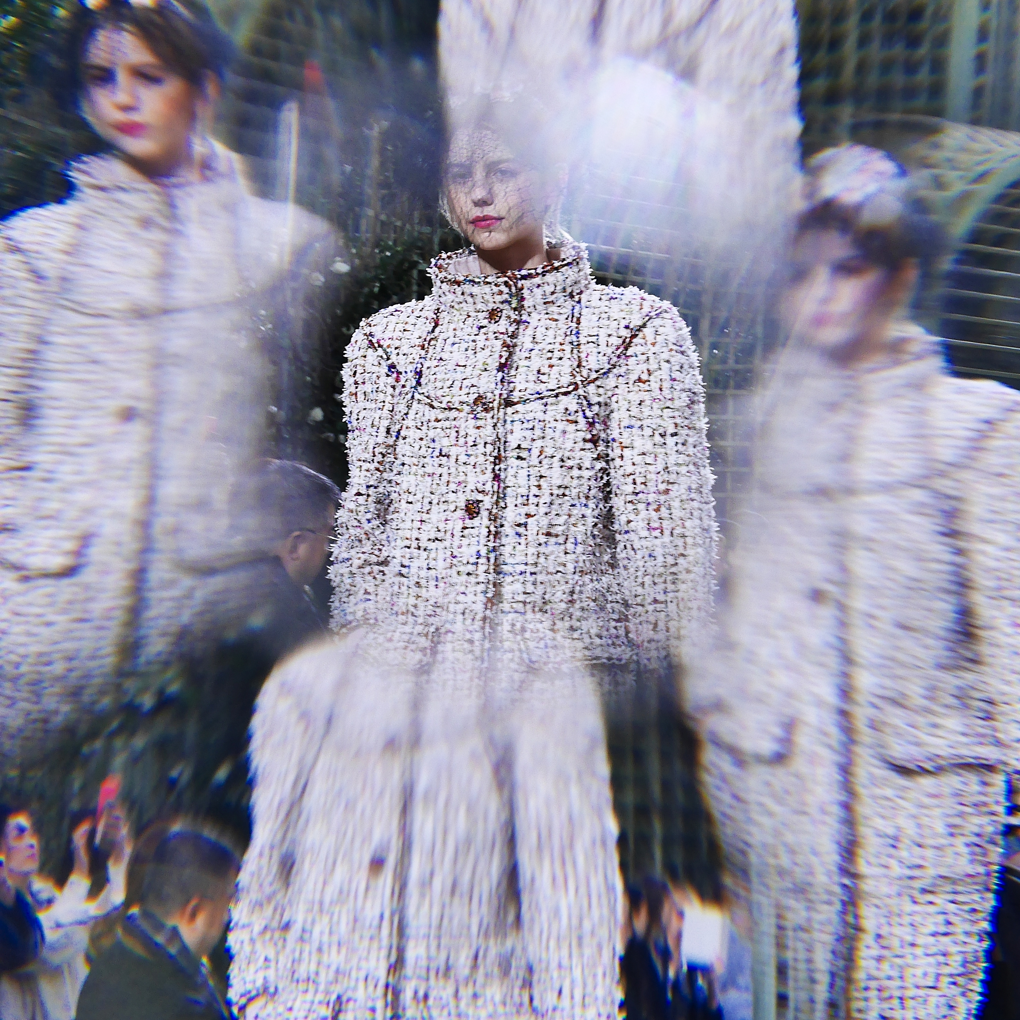 GARDEN OF EARTHY DELIGHTS AT CHANEL HAUTE COUTURE S/S 2018 – A VISION BY FRANK PERRIN