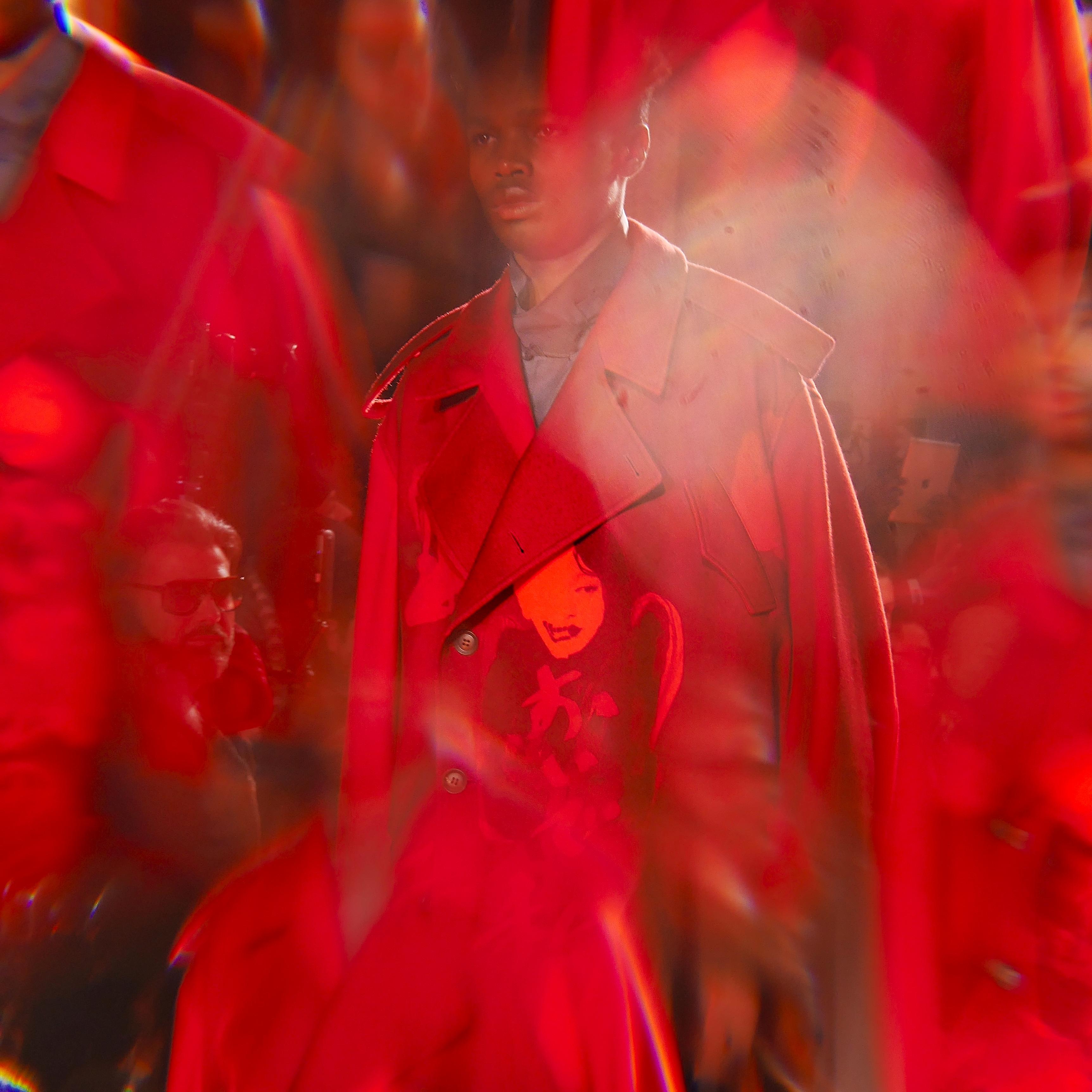 YOHJI YAMAMOTO MEN'S A/W 2018 – A VISION BY FRANK PERRIN