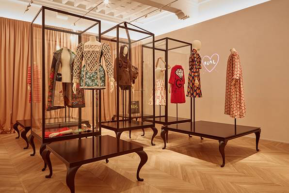 GUCCI GARDEN JUST OPENED IN FLORENCE