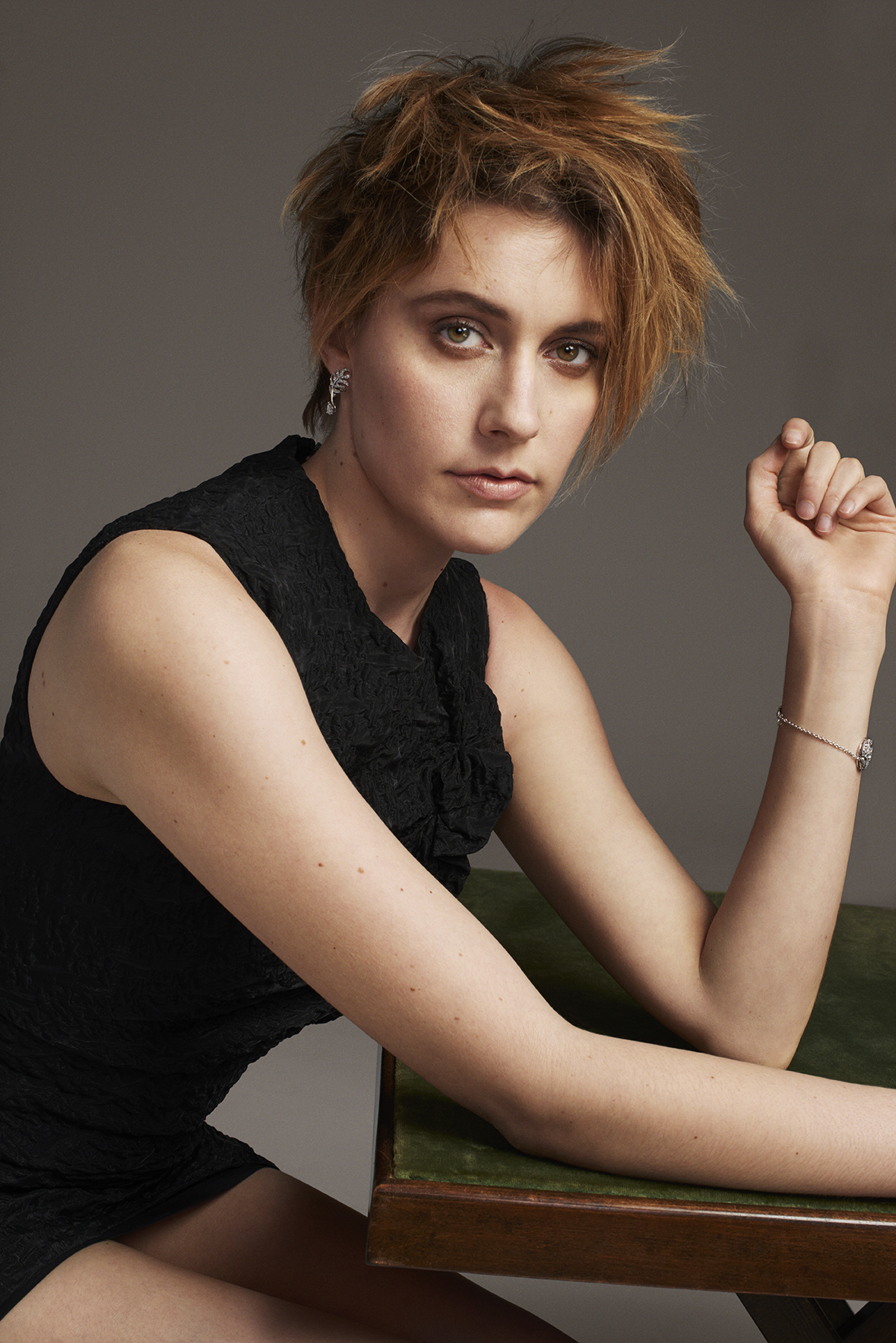 OUR INTERVIEW WITH GRETA GERWIG