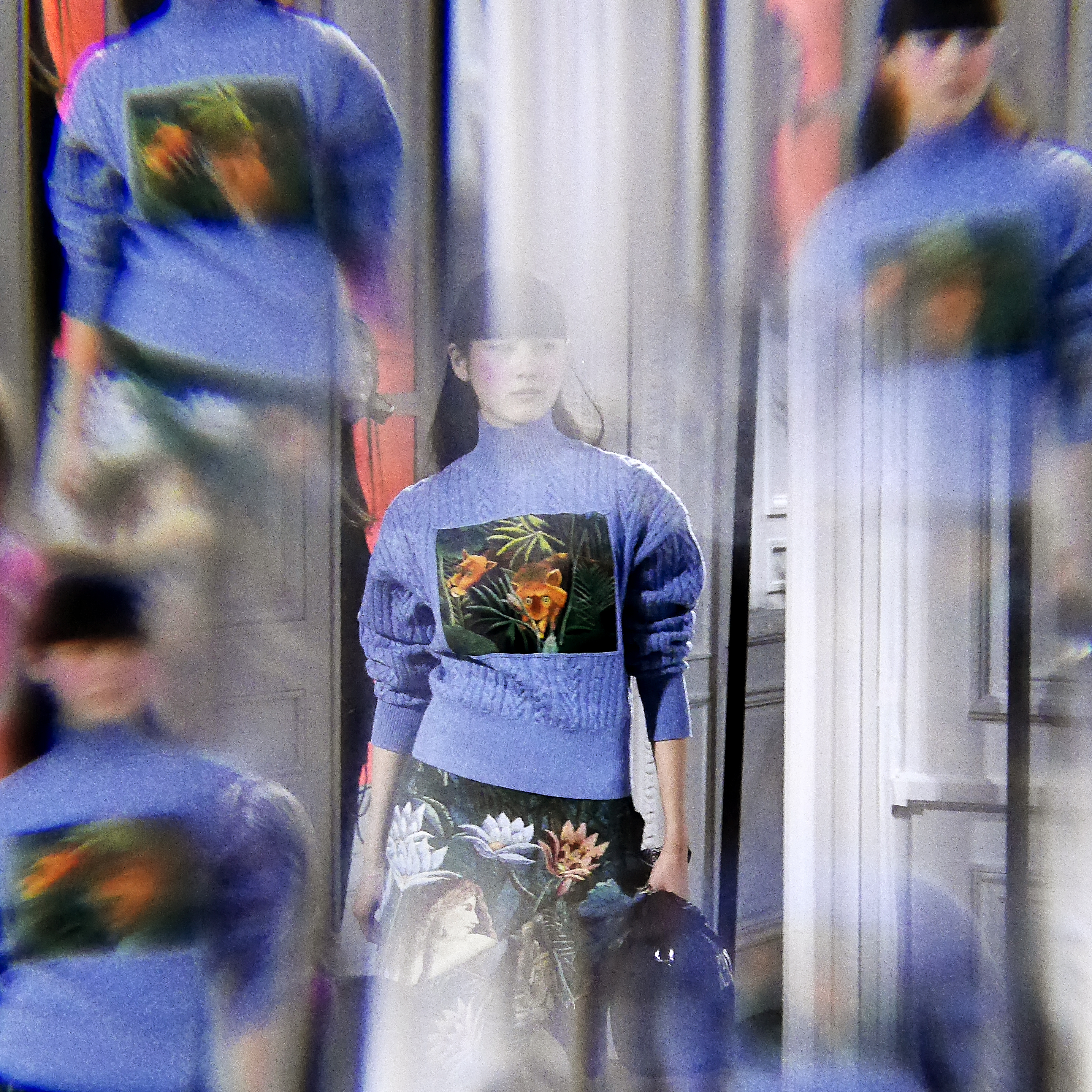 KENZO : LA COLLECTION MEMENTO N°3 – A VISION BY FRANK PERRIN