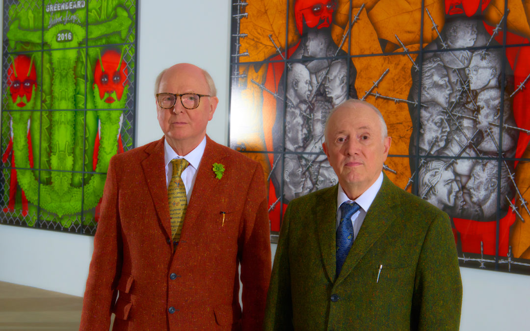A MEETING WITH GILBERT & GEORGE