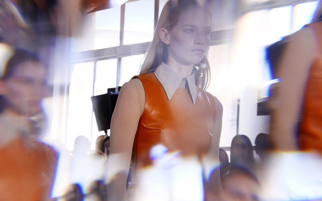 ACNE S/S 2019: A VISION BY FRANK PERRIN