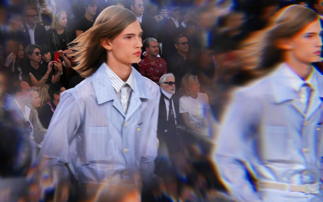 DIOR HOMME S/S 2019: A VISION BY FRANK PERRIN