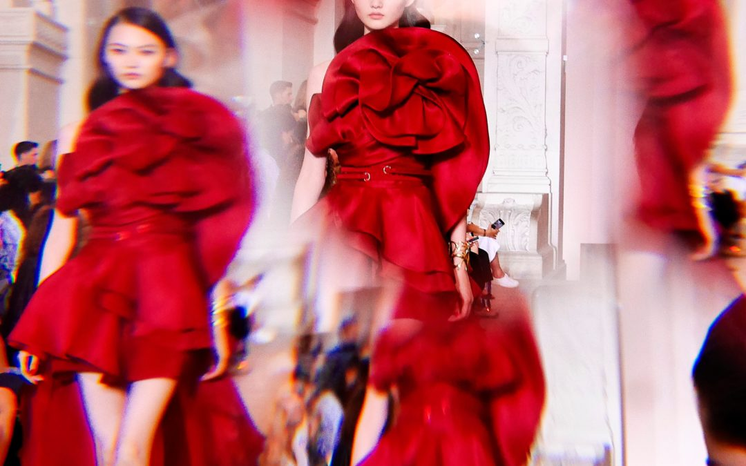 ELIE SAAB HAUTE COUTURE A/W 2018: A VISION BY FRANK PERRIN