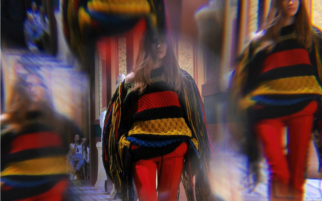 SONIA RYKIEL HAUTE COUTURE FALL 2018: A VISION BY FRANK PERRIN