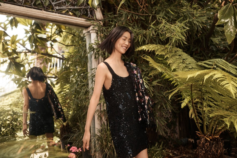 A LOOK AT H&M CONSCIOUS EXCLUSIVE A/W 2018